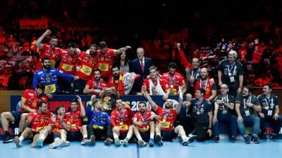 España se proclama Campeona de Europa por segunda vez consecutiva