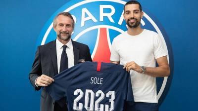 PSG Handball ficha a Ferran Sole para la temporada 20/21