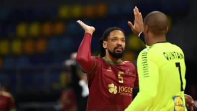 Gilberto Duarte sustituye al lesionado Cavalcanti a dos días del debut de Portugal