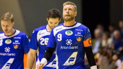 Gudjon Valur Sigurdsson se pierde el Mundial por lesión