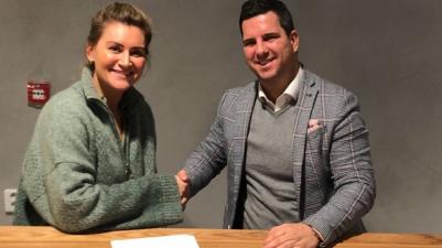 Gyori anuncia el fichaje de Amanda Kurtovic
