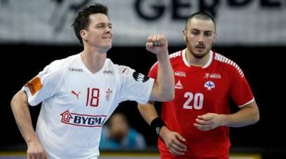Hans Lindberg abandona el Mundial por lesión. Johan Hansen le sustituye