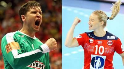 Niklas Landin y Stine Oftedal Mejores Jugadores del Mundo 2019