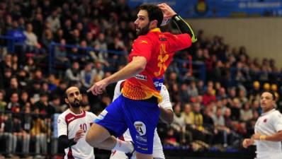 Iosu Goñi sustituye a Dani Dujshebaev en el Mundial