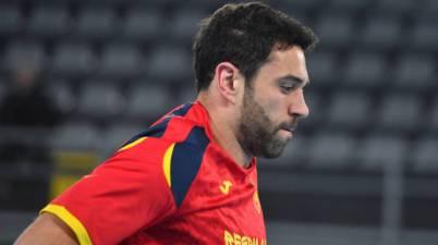 Iosu Goñi reseva de España para el inicio del Mundial