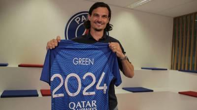 Jannick Green será portero del PSG Handball a partir de 2022