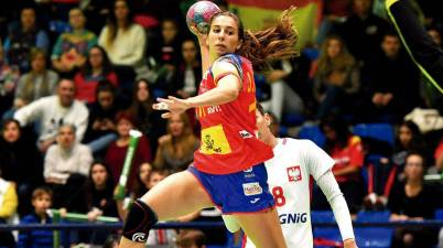 Sara Gil de la Vega releva a Jennifer Gutiérrez por lesión en el Europeo