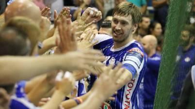 Jonas Kallman renueva con Pick Szeged hasta 2020