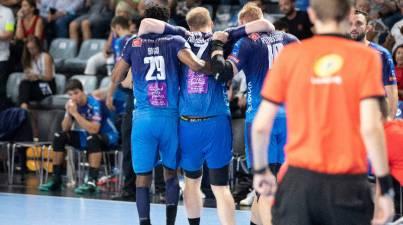 Jonas Truchanovicius baja 6 semanas por una lesión de rodilla