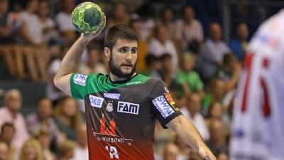 Juan Muñoz ficha por el Balingen-Weilstetten hasta 2021