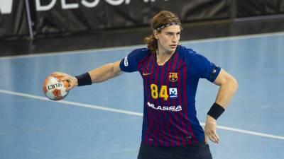Juri Knorr deja Barcelona y ficha por el GWD Minden alemán