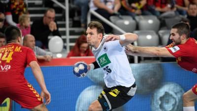 Kai Hafner se incorpora a la concentración de Alemania por la lesion de Weinhold