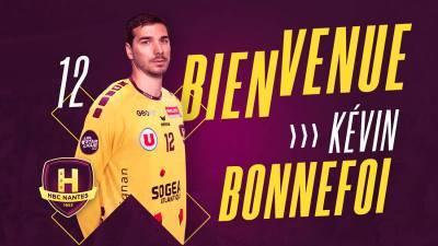 Kevin Bonnefoi sustituye al lesionado Cyril Dumoulin en Nantes