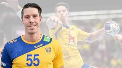 Lista de Suecia para el Mundial. Vuelven Kim Andersson y Du Rietz