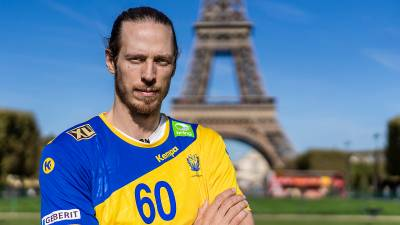 Kim Ekdhal Du Rietz regresara a la seleccion de Suecia en su partido ante España