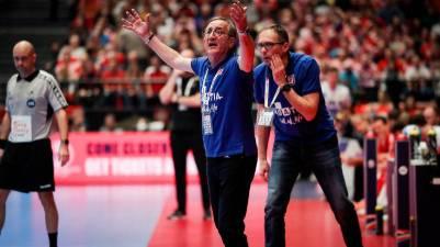 Lista definitiva de Croacia para el Europeo de balonmano 2020