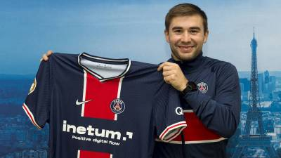 El PSG Handball cierra el fichaje de Luc Steins hasta 2024