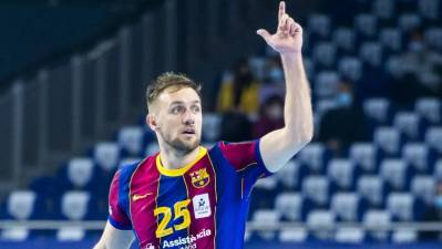 El Barcelona recibe al Meshkov Brest sin Luka Cindric