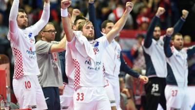 Lista definitiva de Croacia para el Mundial de balonmano 2019