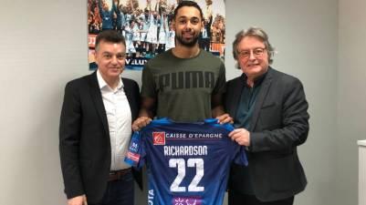 Melvyn Richardson renueva hasta 2021 con Montpellier HB