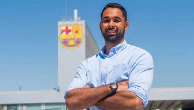 El Barça hace oficial el fichaje de Melvyn Richardson hasta 2025