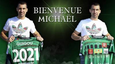 Michael Guigou jugara las dos proximas temporadas en USAM Nimes