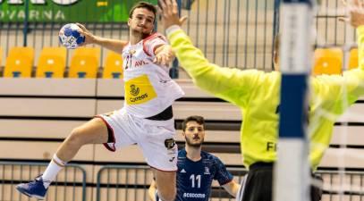 España cae ante Francia y se queda fuera de las medallas del Europeo Junior