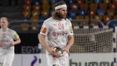 Mikkel Hansen, primer jugador en ser tres veces MVP de un Mundial