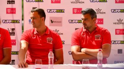 Momir Ilic nuevo entrenador de Veszprem. Borozan y Shishkarev bajas