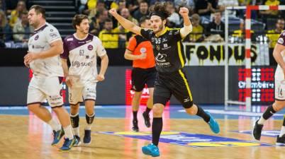 Niko Mindegia Jugador de Octubre de la Starligue francesa