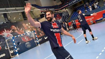 Nikola Karabatic regresa a tiempo para la Final Four y los JJOO