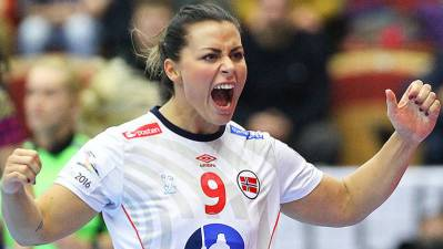 Nora Mork ficha por CSM Bucarest hasta 2021