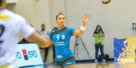 Nora Mork abandona CSM Bucarest por motivos personales y regresa a Noruega