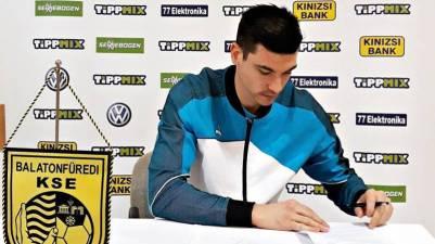 Pedro Rodriguez jugará en el Balatonfuredi las dos proximas temporadas