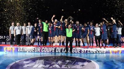 Primer titulo para Raul Gonzalez al frente del PSG Handball