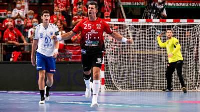 Rasmus Lauge Schmidt seguirá en Telekom Veszprem hasta 2024