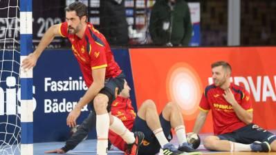 Entrerrios y Perez de Vargas descansan contra Uruguay. Entran Goñi y Hernandez
