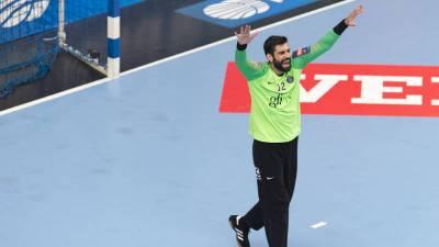 Rodrigo Corrales dejará el PSG Handball en junio de 2020