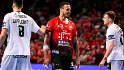 Rogerio Moraes se desvincula del Telekom Veszprem