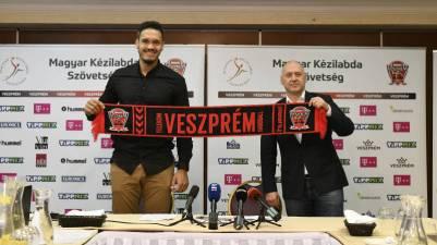 Telekom Veszprem anuncia el fichaje de Rogerio Moraes Ferreira