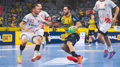 Romain Lagarde deja Rhein-Neckar Löwen para fichar por PAUC Handball