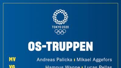 Solberg publica la convocatoria de Suecia para los Juegos Olímpicos de Tokio