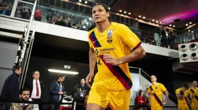 El Barcelona renueva a Thiagus Petrus hasta 2023 y a Cedric Sorhaindo hasta 2021