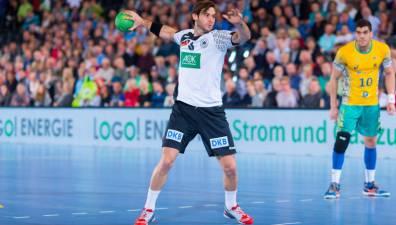 Rhein-Neckar Löwen busca patrocinador para fichar a Uwe Gensheimer