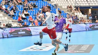 Vanja Ilic dejará Logroño para fichar por el Chartres hasta 2022