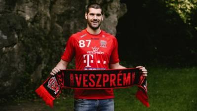 Telekom Veszprem anuncia el fichaje de Vuko Borozan