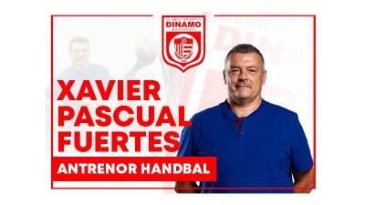 Xavi Pascual nuevo entrenador del Dinamo de Bucarest rumano