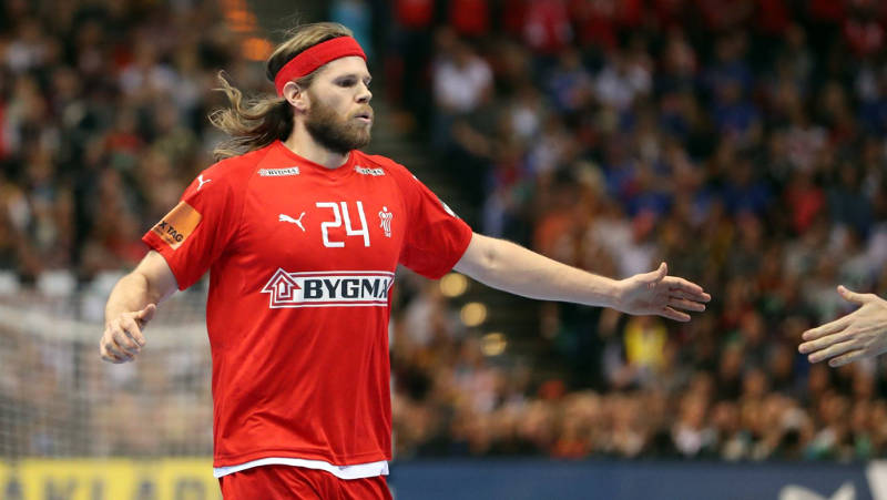 ▷ Mikkel Hansen MVP del Mundial 2019. Ferran Solé en Equipo All Star